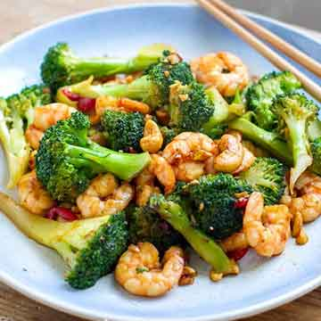 shrimpbroccoli